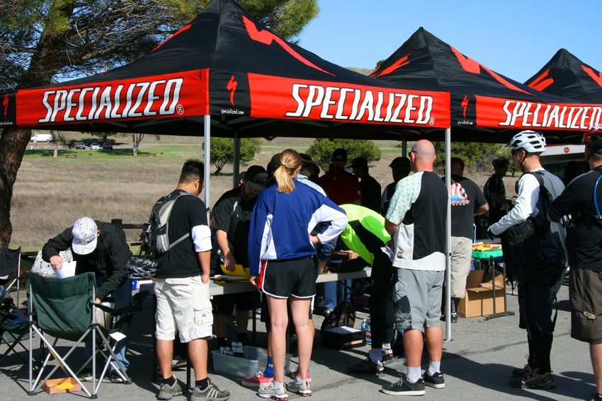 Specialized Bike Demo Days, CA